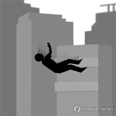청주 아파트서 여중생 투신. 사진=연합뉴스