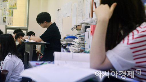 """수능 원서접수 9일 마감…""""서둘러 접수하세요"""""""