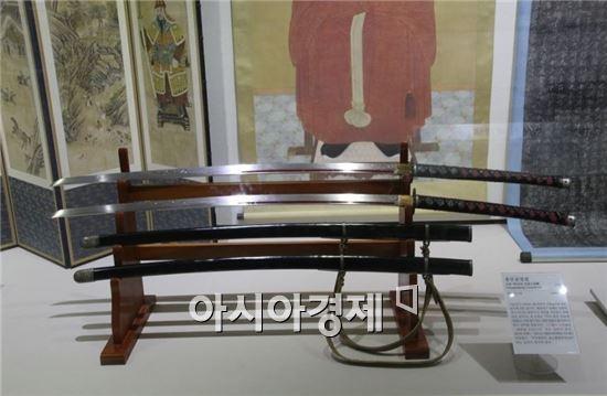 충무로 장검[사진=문화재제자리찾기 제공]