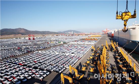 ▲ 지난 2월부터 대포차에 대한 집중단속이 실시된 결과 올 상반기에만 1만3687대의 대포차가 운행정지 처분을 받았다.