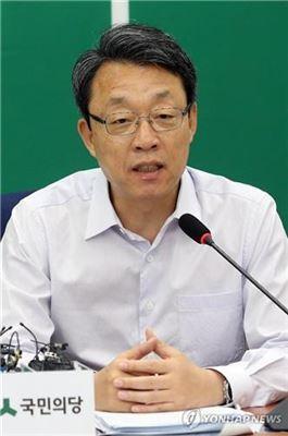 김성식 국민의당 정책위의장 / 사진제공=연합뉴스