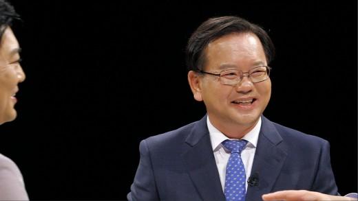 김부겸 더불어민주당 의원. 사진=JTBC