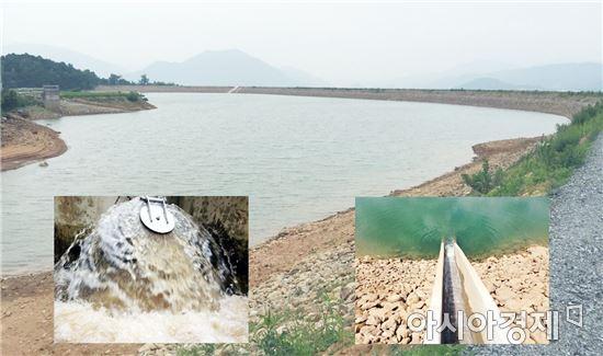 한국농어촌공사 구례지부 '가뭄극복에 총력'