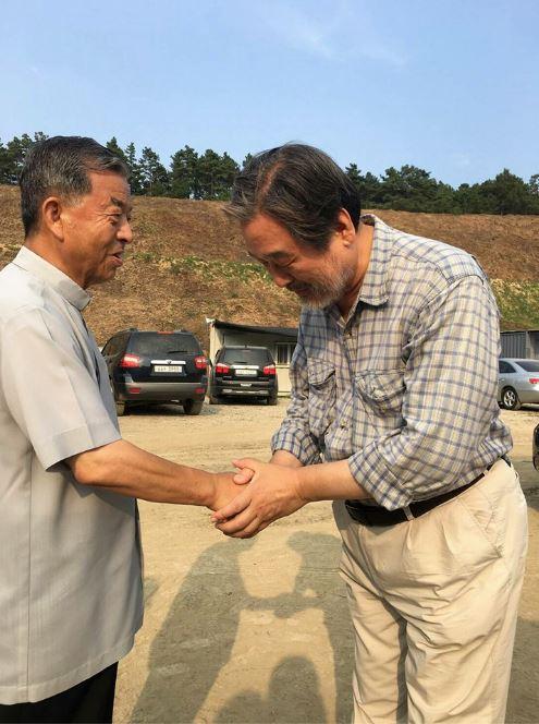 사진=김무성 페이스북 캡처