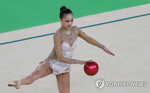 손연재. 사진=연합뉴스