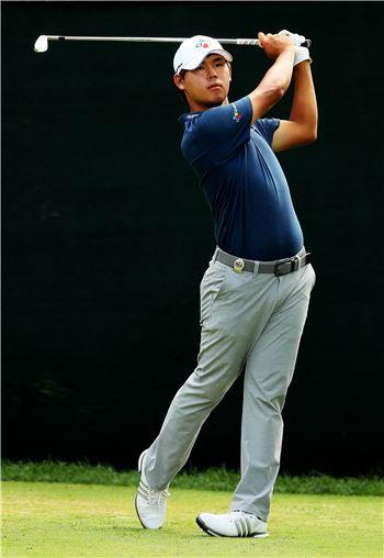 '윈덤챔프' 김시우가 내친 김에 PGA투어 '플레이오프' 우승에 도전한다.