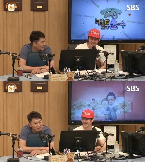 컬투쇼 '김희철' / 사진=SBS보이는 라디오