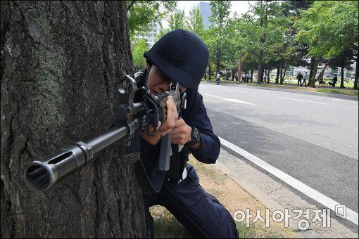 [포토]'국회를 지켜라'