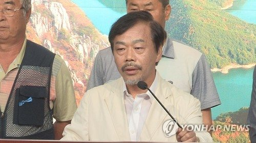 ▲이완영 새누리당 의원. 연합뉴스