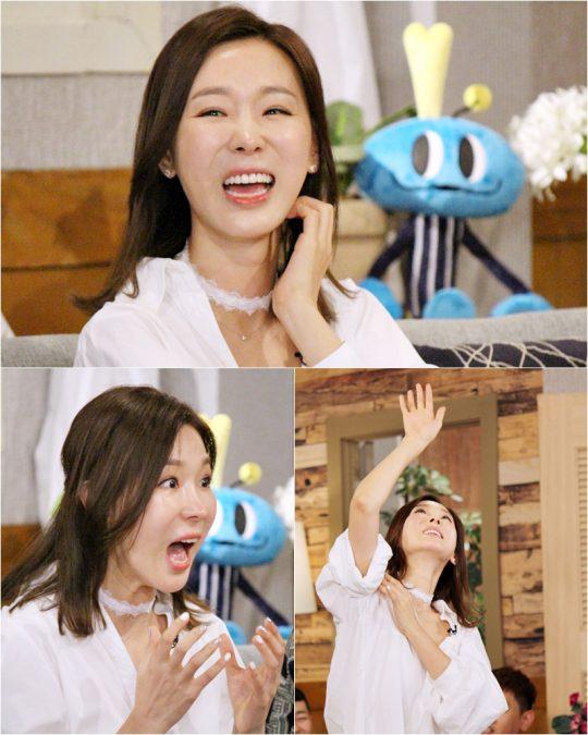 '해피투게더' 이지혜 / 사진=KBS2TV제공