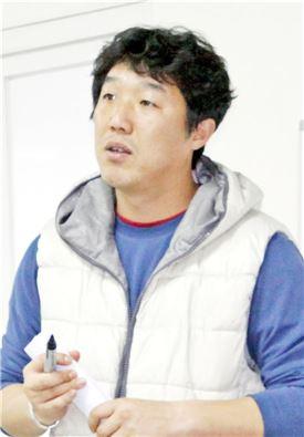 호남대 축구부 성한수 감독