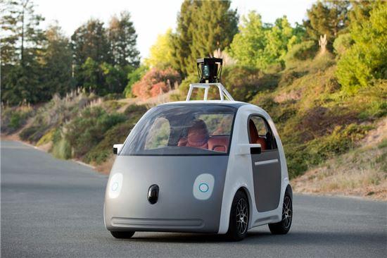 구글 자율주행차