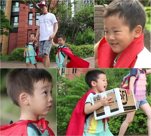 서언 서준. 사진=KBS2 '슈퍼맨이 돌아왔다' 제공