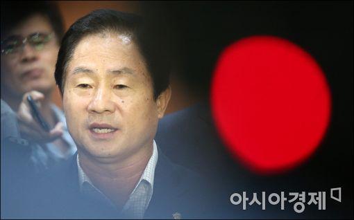 """靑 비서관 출신 주광덕 """"최순실 유출 파문, 상상하고 싶지 않다"""""""