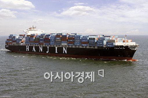 """[한진해운 좌초] """"볼모될라"""" 화물 엑소더스…소송가액 16조 육박(종합)"""