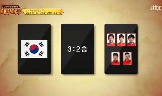 사진=JTBC '예언자들' 방송화면 캡처