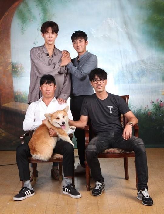 삼시세끼 가족사진/사진=tvN 제공