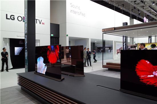 LG전자 시그니처 OLED TV