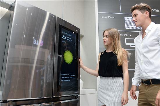LG전자 스마트냉장고