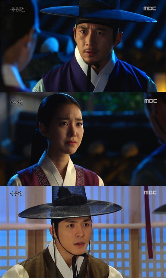 사진=MBC '옥중화' 방송화면 캡처