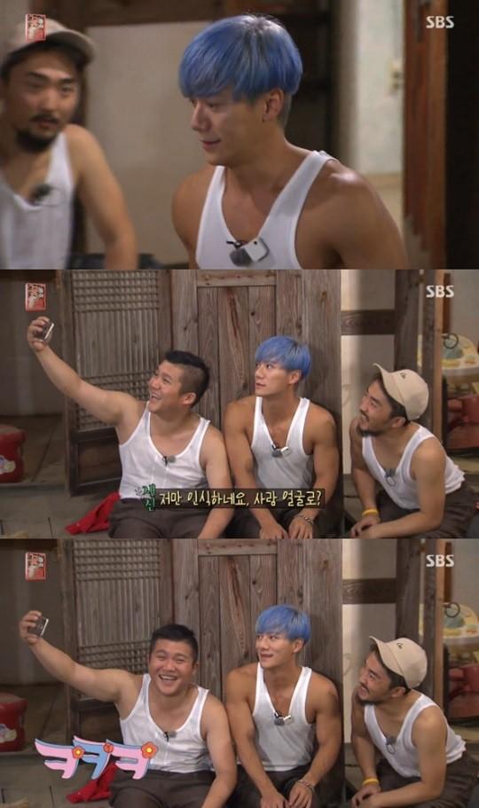 조세호, 이재진, 유병재. 사진=SBS '꽃놀이패' 방송화면 캡처