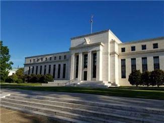 미국 워싱턴에 위치한 통화결정기구 연방준비제도가 위치한 건물(아시아경제DB)