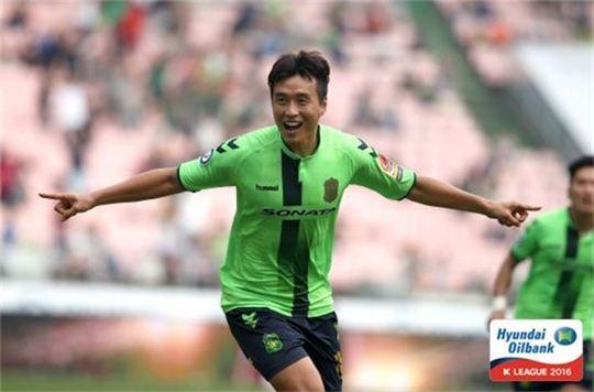 전북 이동국 / 사진=한국프로축구연맹 제공