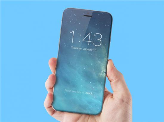 아이폰 컨셉트 이미지(출처=비즈니스인사이더)