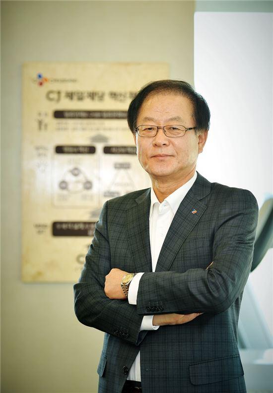 김철하 CJ제일제당 대표이사_부회장