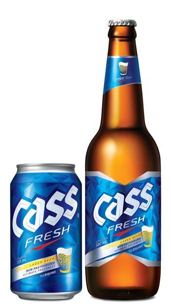 오비맥주 카스, 소비자가 가장 선호하는 맥주 1위 선정