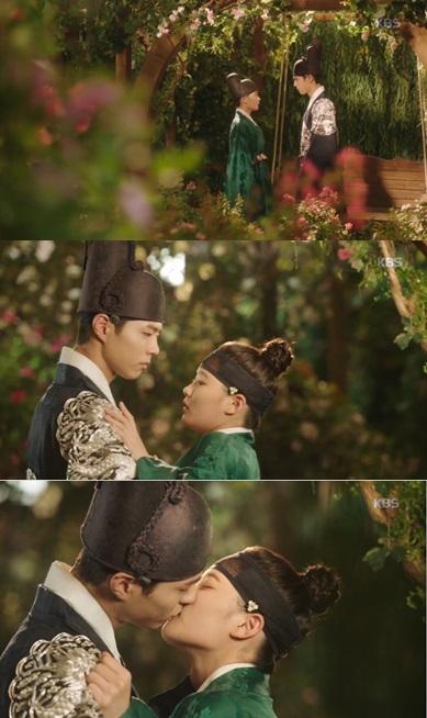 사진=KBS 2TV '구르미그린달빛' 방송화면 캡처