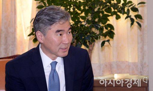 美 대사 지낸 성 김, 바이든 행정부 동아태 차관보 대행 임명