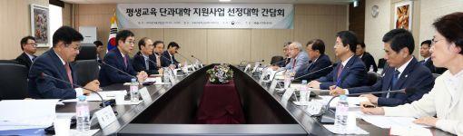 9개 평생교육단과대학, 21일까지 신입생 모집