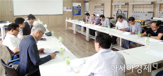 호남대 ICT특성화사업단, 엔지니어링클리닉 담당교수 간담회