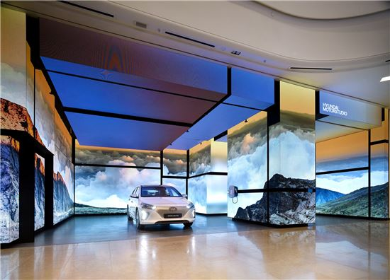 현대 모터스튜디오 하남