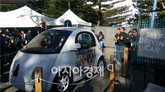 구글의 자율주행차