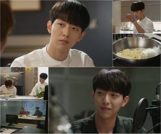 이정신. 사진=tvN '신데렐라와 네 명의 기사' 방송 캡쳐