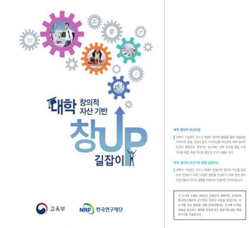 '대학 창업 길잡이' 사례·정보 자료집 발간