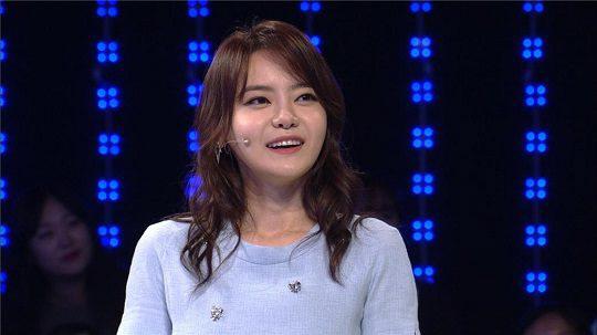 '1대100'에 출연한 서유리/사진=KBS 제공