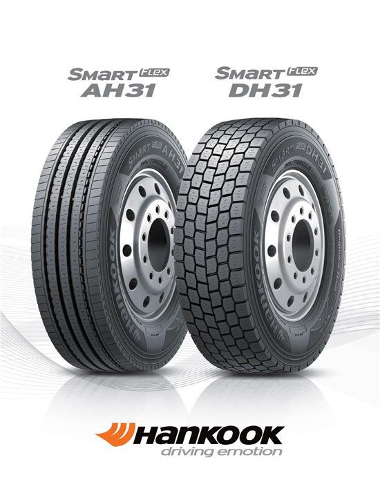 한국타이어, 스카니아 트럭에 신차용 타이어 공급