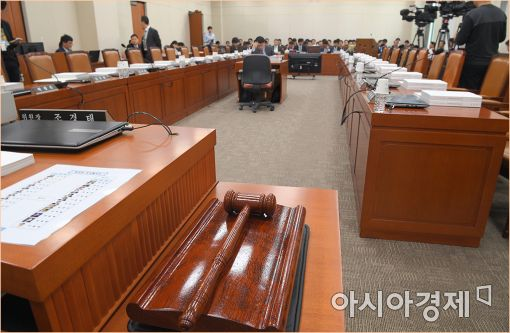 """與 """"국감, 국민 기대 부응해야…정치공세 난무 안돼"""""""
