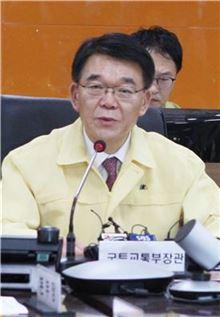 강호인 국토부 장관.(자료사진)