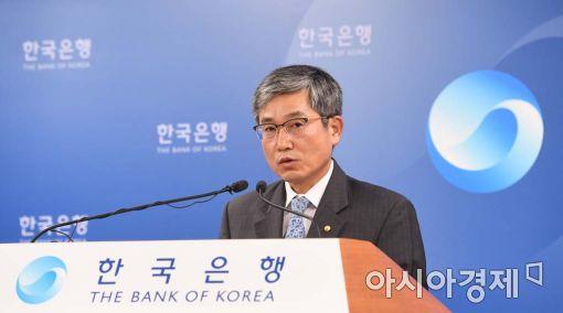 [포토]한국은행, 8월 국제수지(잠정) 발표