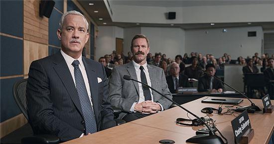 영화 '설리: 허드슨강의 기적' 스틸 컷