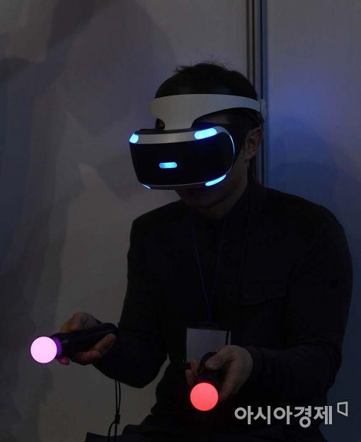 [포토]VR을 만나다