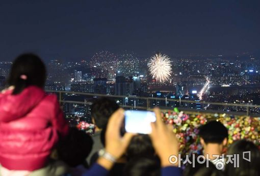 [포토]2016 서울세계불꽃축제