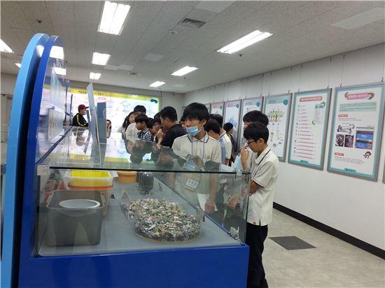 재활용선별처리시설 방문