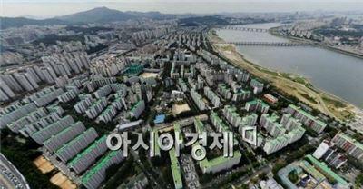 서울 강남 일대 아파트 전경(아시아경제DB)