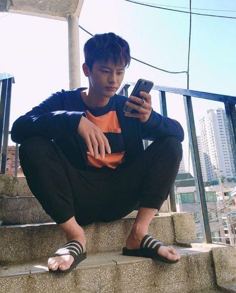 MBC 드라마 '쇼핑왕 루이'에 출연 중인 서인국/사진=서인국 인스타그램 캡처