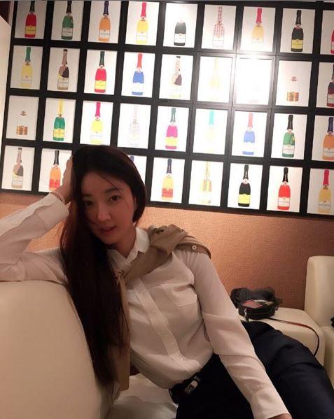 김사랑 / 사진=김사랑 인스타그램 캡처